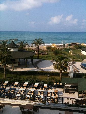 Lyra Resort & Spa: The view from our room