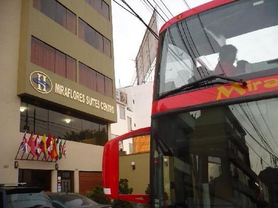 Miraflores Suites Centro: Fachada Hotel