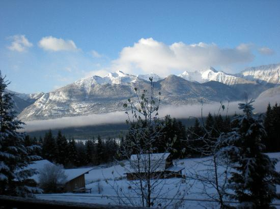 Mount 7 Lodges: View from Deer Lodge
