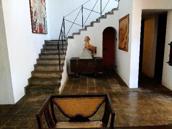 Casa Siena: Entrance