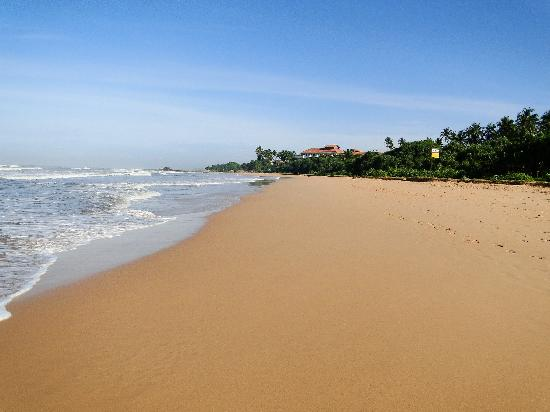 Casa Siena, beach