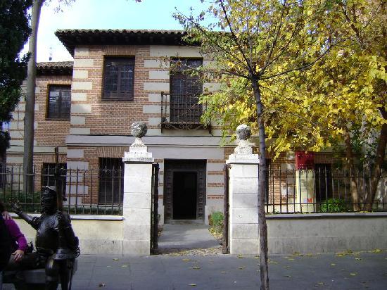Museo casa natal de cervantes alcal de henares madrid picture of museo casa natal de - Casas regionales alcala de henares ...