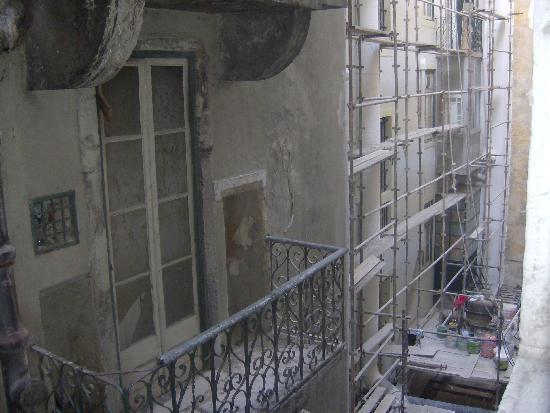 Hotel Lisboa Tejo: Room view