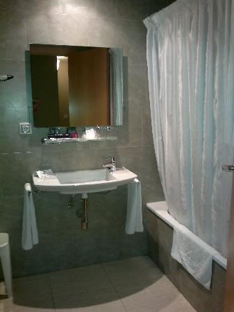 La City : bañera