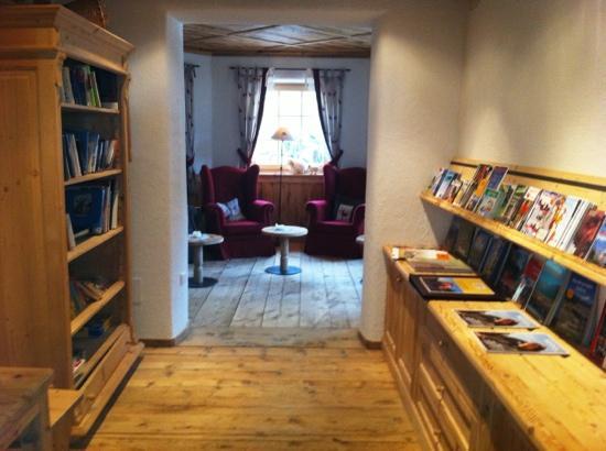 Hotel Residence St. Kassian: lettura e internet