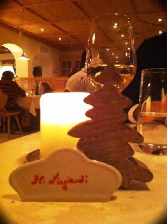 Hotel Residence St. Kassian: ristorante