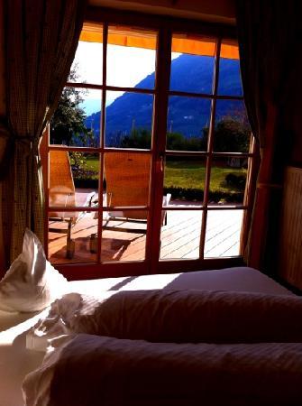Hotel Residence St. Kassian: suite dolomiten