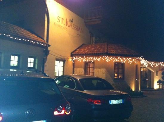 Hotel Residence St. Kassian: esterno