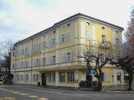 Hotel Jarolim : Außenansicht