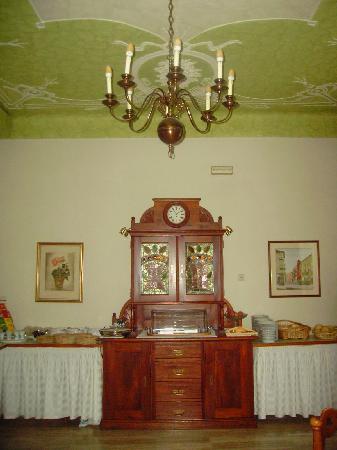Hotel Jarolim : Frühstücksraum