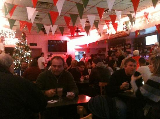 Caffe Palermo: informal ambiance