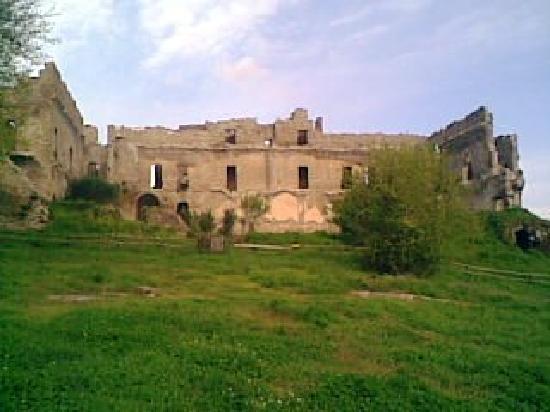 Monterano Natural Preserve: antico abitato