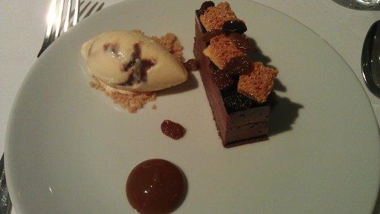 Kitchen W8: Chocolate Pave