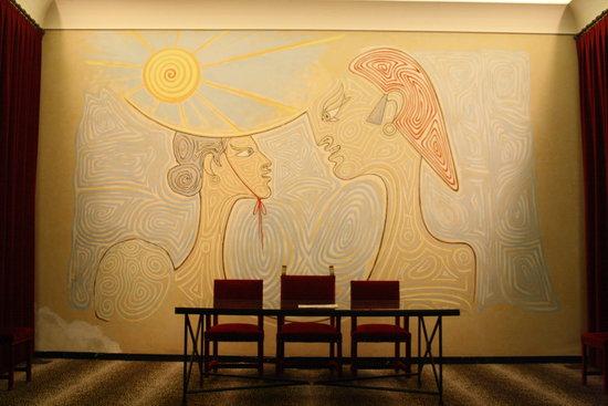 La Salle des Mariages: Menton Salle des Mariages