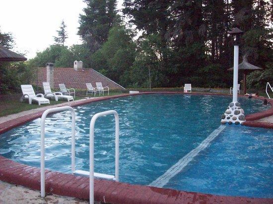 Hotel Las Verbenas : La piscina