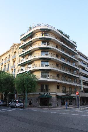 Moderne Hotel: Menton Hotel Moderne