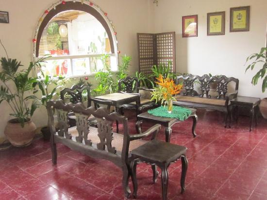 Baia Norte Beach Club: the lobby