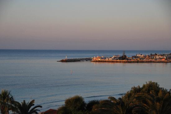 Alion Beach Hotel: view.2