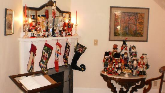 Brookside Manor: Christmas collection 2012