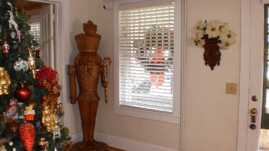Brookside Manor: Our 5ft Nutcracker