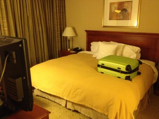 Homewood Suites Dulles International Airport: bedroom