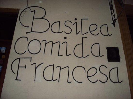 Basilea Gourmet: Cartel