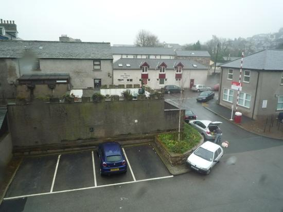 Premier Inn Kendal Central Hotel: View from room 207