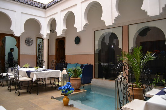 MonRiad: Cortile interno