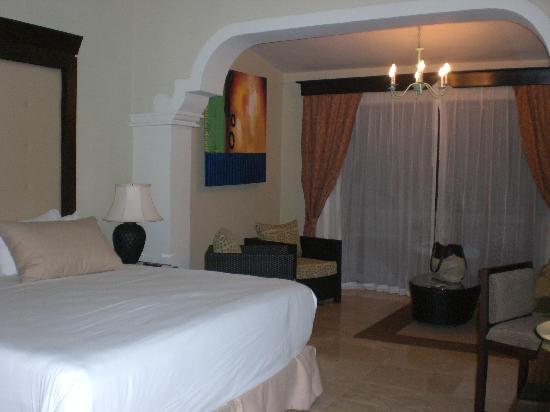 Meliá Caribe Tropical: Our room (4208)