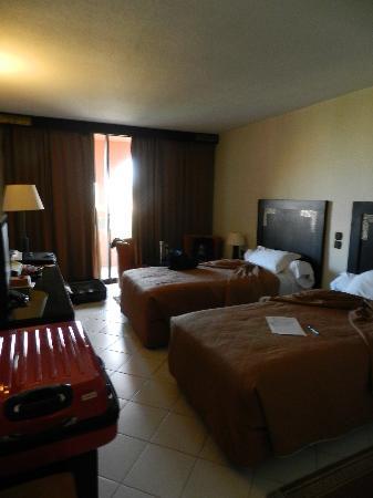 Hotel Atlas Asni : habitación