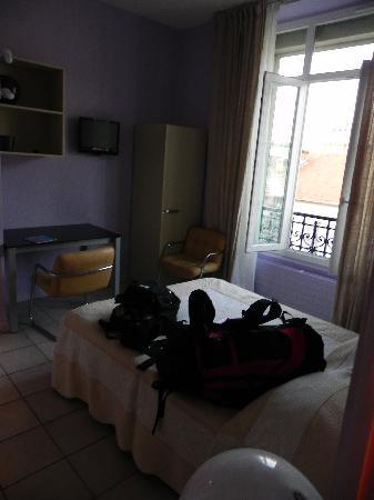 Résidence Lamartine: Habitación individual