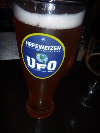 Brickyard Gastropub : Beer #(Don't remember)