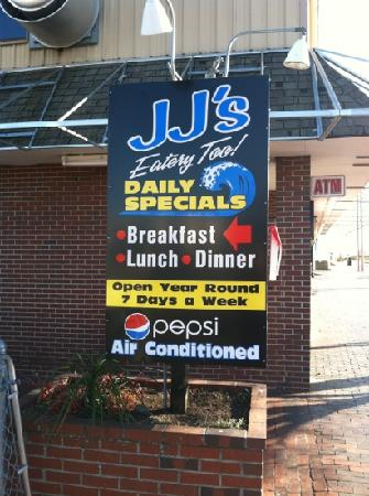 JJ's Eatery Too : Great place!