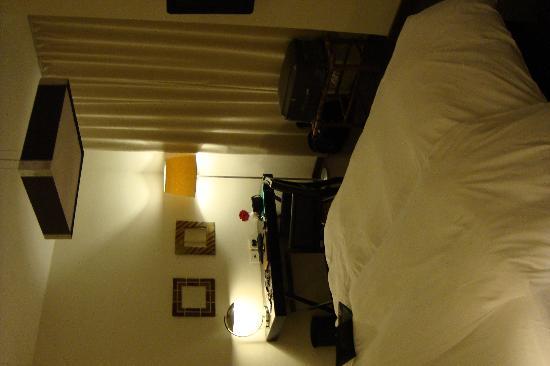 Azur Real Hotel Boutique: Quarto