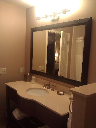BEST WESTERN PLUS Stevenson Manor: Bathroom - sink