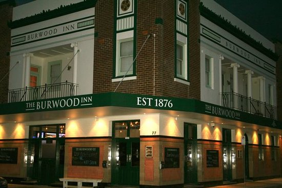 ‪The Burwood Inn‬