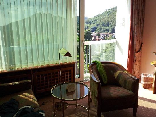 Revita: Zimmer 8.Etage in Rtg. Kurpark