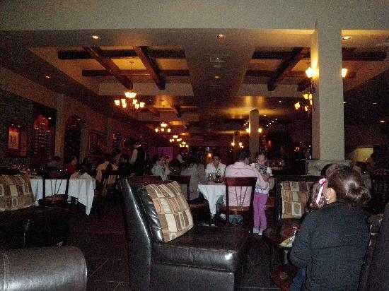 Chama Gaucha Brazilian Steakhouse : waiting area