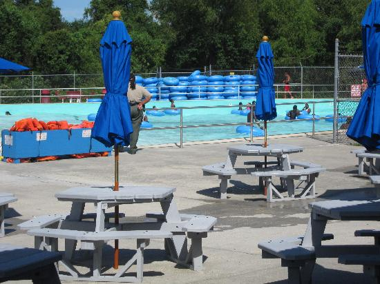 Waterpark Picture Of Bayou Segnette State Park Westwego
