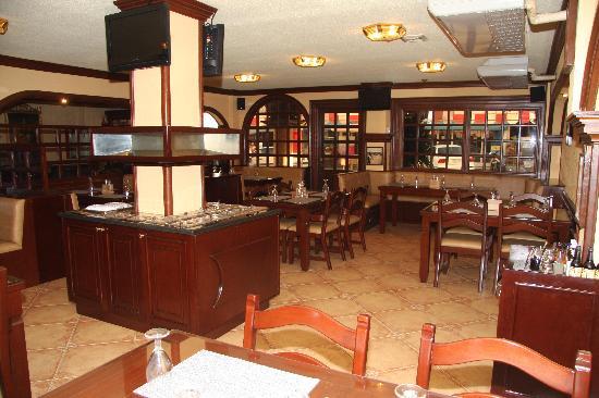 Hotel Royal Amsterdam: Restaurant