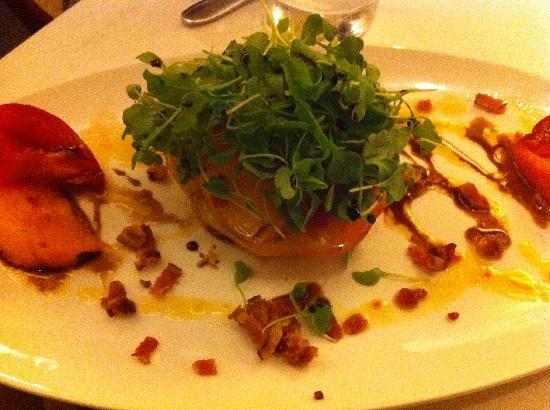 "California Grill: heirloom tomato - a ""must do""!"