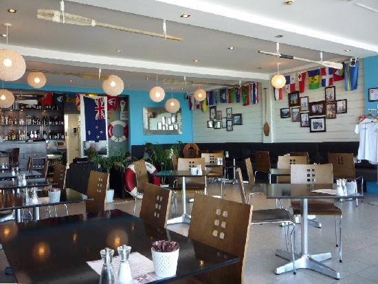The wharf restaurant bar russell restaurant reviews for Food bar russell