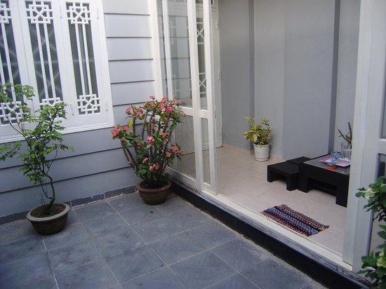 Loc Phat Hoi An Homestay-Villa: Garden