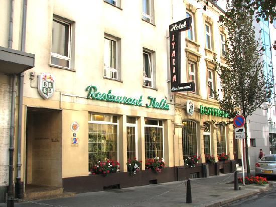Hotel-Restaurant Italia: Street View