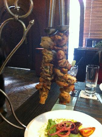 Grillopolis: Kebab skewers