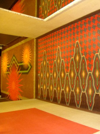 Holiday Inn Amarillo West Medical Center : beautiful carpet patterns