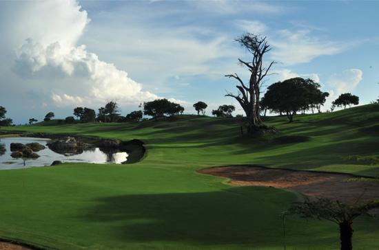 Mutare, Zimbabue: Golf Course