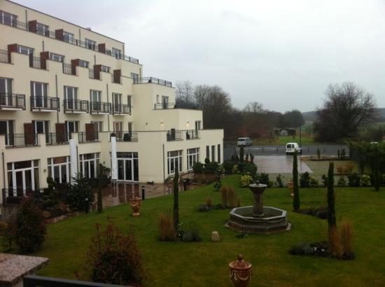 Hotel Villa Medici: der Garten