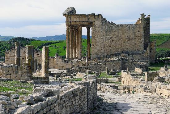 Capitol a Roman monument built AD 166 (37261409)