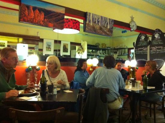 Cafe Zuppa: 12 Dec 2011